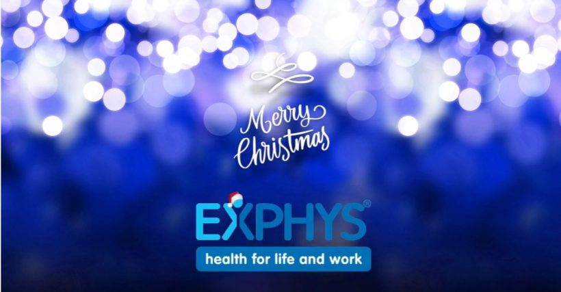 Merry Christmas from EXPHYS®